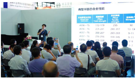 CHINA DIECASTING CONF & EXPO